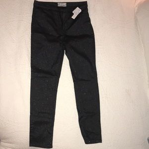 Free People Sparkle Pant size 10/30